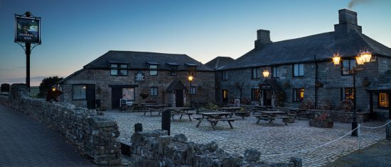 The Jamaica Inn Cornwall