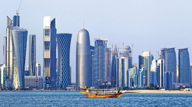 Qatar is the richest country, poor Africa republic