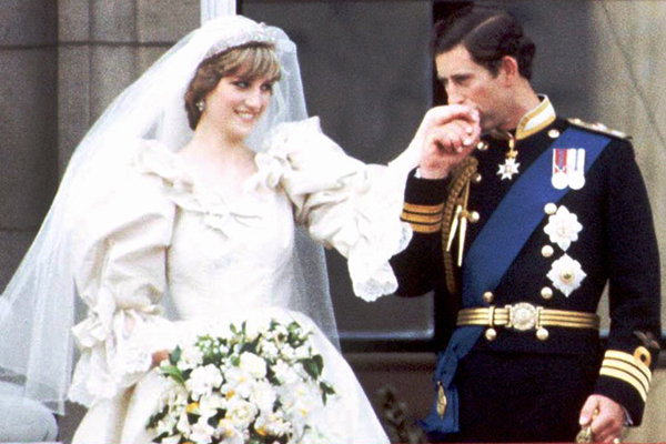 Diana wanted to cut her wrist after marriage!