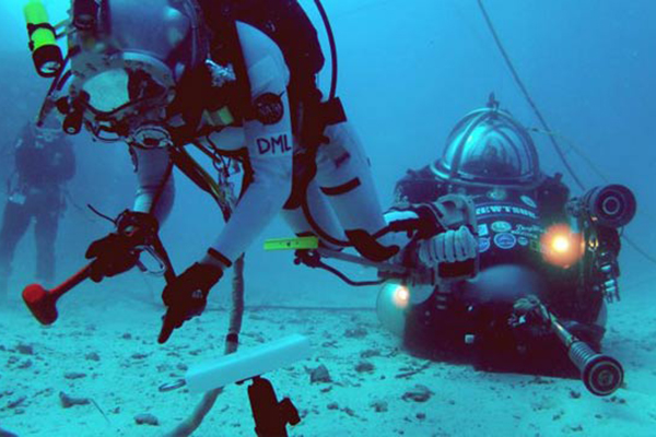 NASA in the deep sea to succeed in the Mars mission