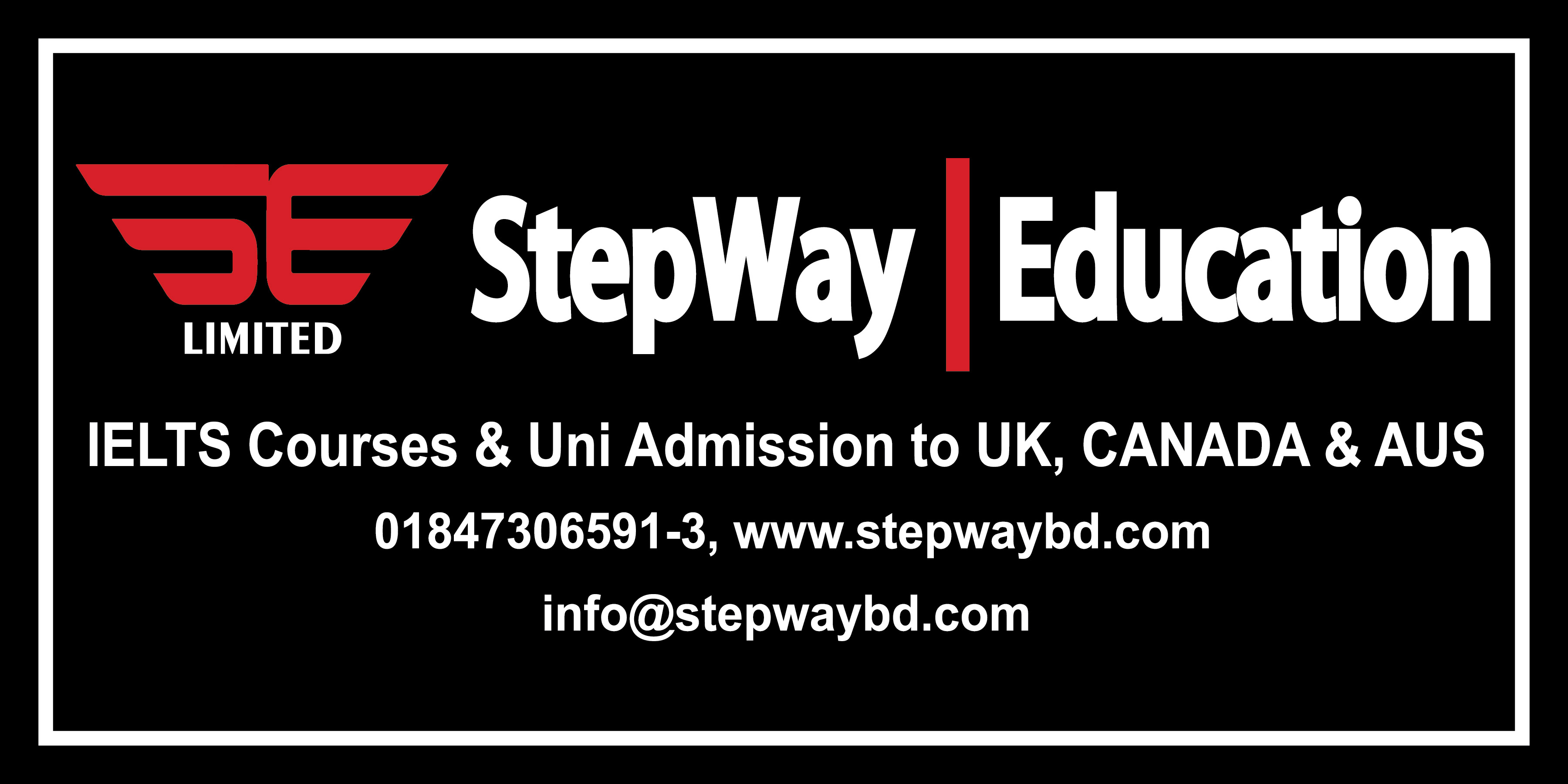 Stepway Education IELTS & Study abroad