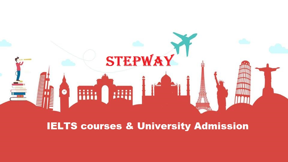 Stepway Education | Best IELTS coaching center in Dhaka